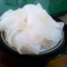 自制酸甜爽口萝卜片