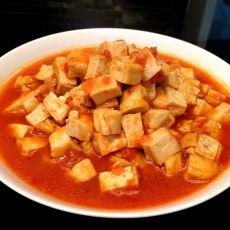 番茄炖豆腐