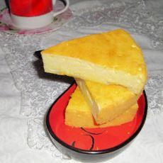 戚风酸奶蛋糕―普通面粉制作