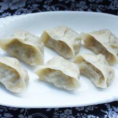 酸菜猪肉蒸饺