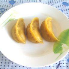 玉米面酸菜蒸饺的做法