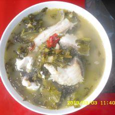 家常酸菜鱼的做法