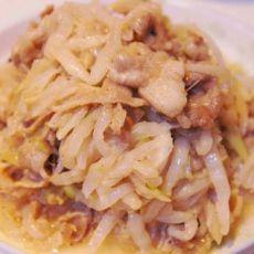 酸菜炒羊肉