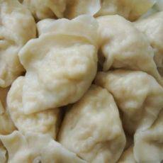 冻豆腐酸菜馅水饺的做法