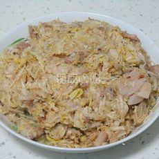 东北酸菜炒肉