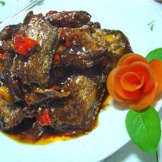茄汁烧带鱼
