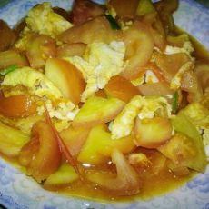 蕃茄炒蛋的做法