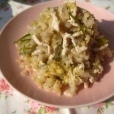 炒东北酸菜的做法
