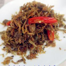 石鱼酸腌菜