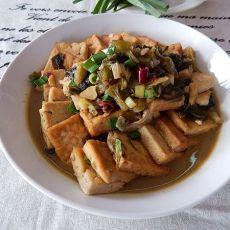 酸菜炖豆腐的做法