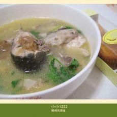 酸梅炖黑鱼