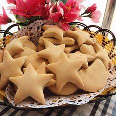 无油星星饼干