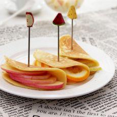 法式水果薄饼