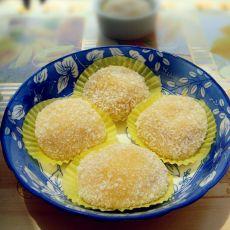 芒果椰蓉糯米滋