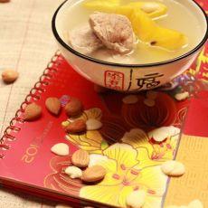 川贝杨桃煲瘦肉的做法