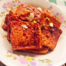 韩式铁板豆腐的做法