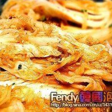 韩国泡白菜