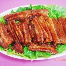椒香盐煎肉