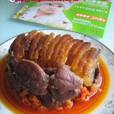 湖北婚宴必不可少的一道菜-酢辣椒蒸扣肉