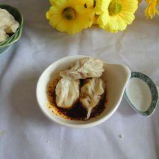 白菜大肉饺子
