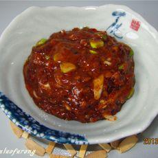 葱香辣椒酱的做法