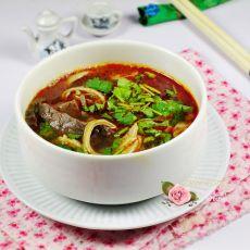 牛杂汤的做法