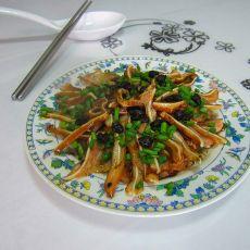 微波炉豆豉香猪耳