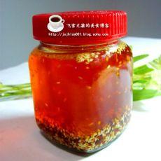 自制辣椒红油