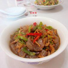 米虾魔芋豆腐的做法