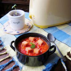 滋味番茄浓汤――混搭的惊喜
