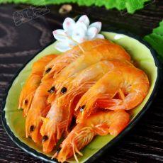 甜辣基围虾