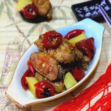 泡椒土豆鸡