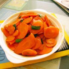 椒香胡萝卜