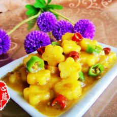 花式咖喱土豆