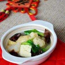 鱼丸杂烩汤