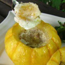 金瓜蛋蒸肉