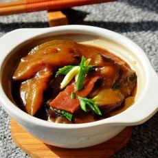 腐乳茄子煲