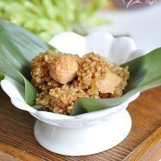 叉烧糯米鸡