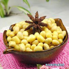 下酒小零食--五香煮黄豆