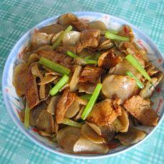 土豆干回锅肉