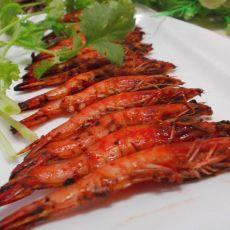 五香虾---平底锅版的做法