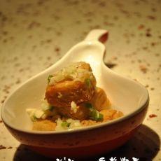 香煎潮豆的做法