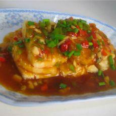 鱼香脆皮豆腐的做法
