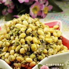 香椿豆――时令下酒小菜