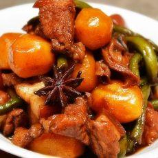 豆角土豆红烧肉的做法