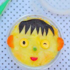 娃娃蛋奶焗吐司的做法