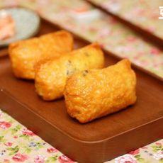 豆腐泡寿司的做法