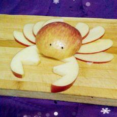 苹果萌螃蟹