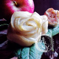 香甜玫瑰苹果卷