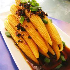 香辣玉米笋的做法